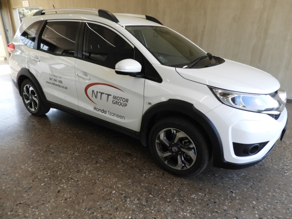 HONDA BR-V 1.5 COMFORT for Sale in South Africa