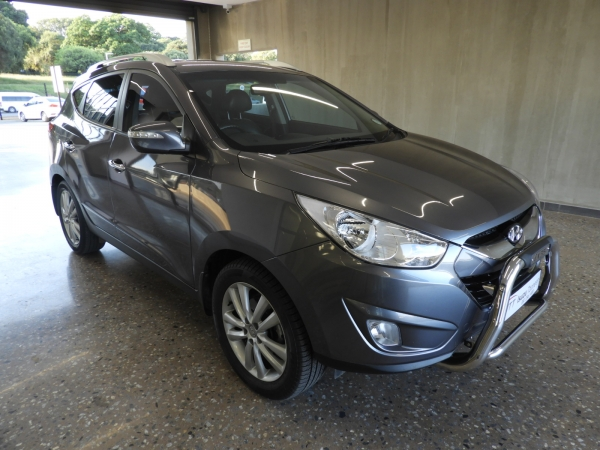 HYUNDAI iX35 2.0 G for Sale in South Africa