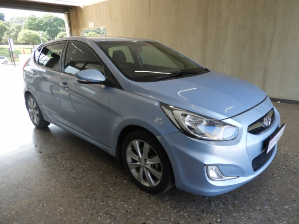 HYUNDAI ACCENT 1.6 FLUID 5DR for Sale in South Africa