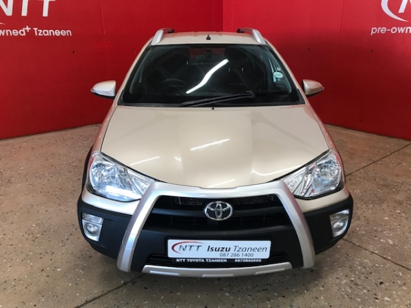 TOYOTA ETIOS CROSS 1.5 Xs 5Dr for Sale in South Africa