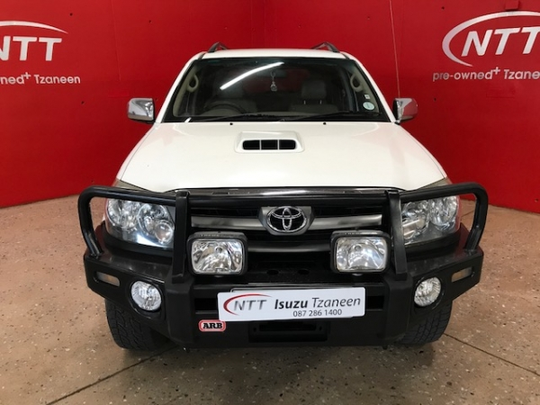 TOYOTA FORTUNER 3.0D-4D 4X4 for Sale in South Africa