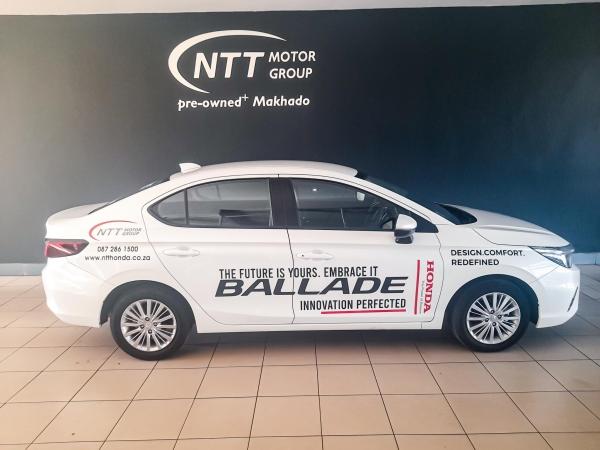 HONDA BALLADE 1.5 COMFORT CVT Used Car For Sale