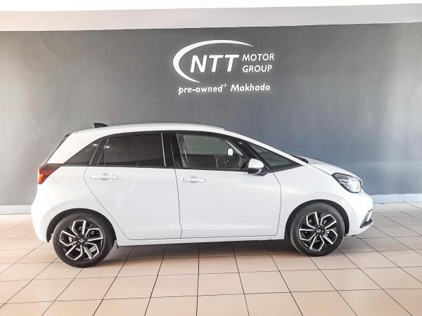 HONDA FIT 1.5 ELEGANCE CVT Used Car For Sale