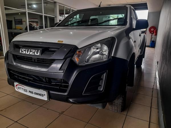 ISUZU D-MAX 250 HO FLEETSIDE SAFETY S/C P/U Used Car For Sale