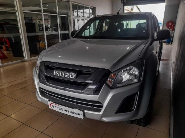 ISUZU D-MAX 250 HO HI-RIDE A/T D/C P/U Used Car For Sale