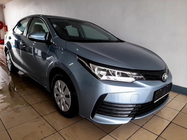 TOYOTA COROLLA QUEST 1.8 Used Car For Sale