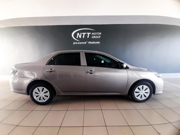 TOYOTA COROLLA QUEST 1.6 A/T Used Car For Sale