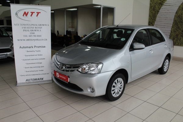 TOYOTA ETIOS 1.5 Xi for Sale in South Africa