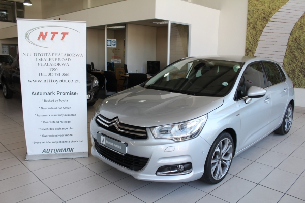 CITROEN C4 1.6 VTi EXCLUSIVE for Sale in South Africa