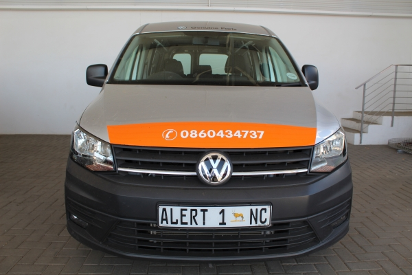 VOLKSWAGEN CADDY4 MAXI CREWBUS 2.0 TDi for Sale in South Africa