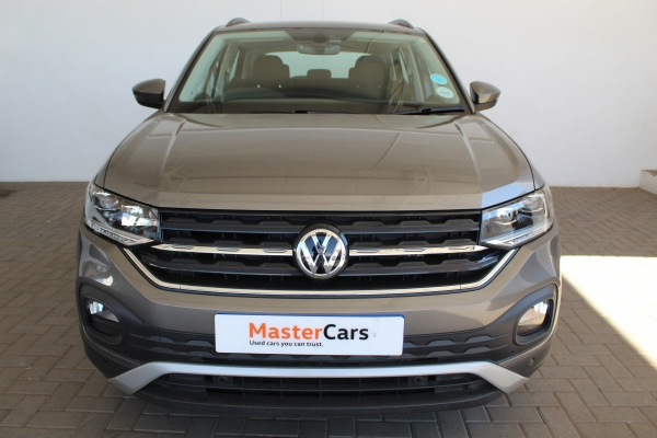 VOLKSWAGEN T-CROSS 1.0 COMFORTLINE DSG for Sale in South Africa
