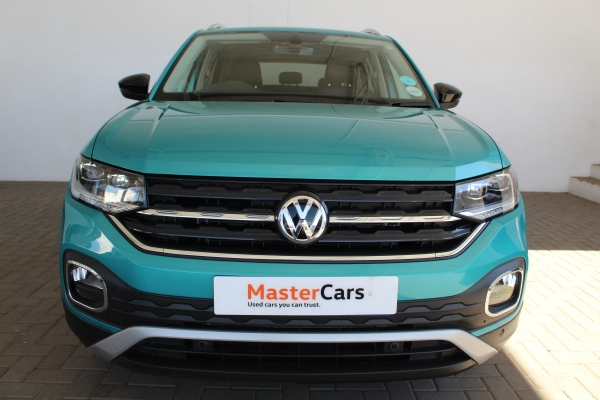 VOLKSWAGEN T-CROSS 1.0 TSI HIGHLINE DSG for Sale in South Africa