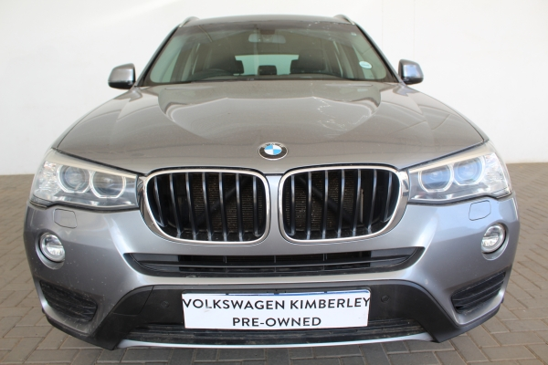 BMW X3 xDRIVE20d  for Sale in South Africa
