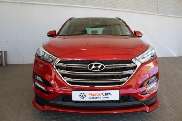 HYUNDAI TUCSON 1.6 TGDI SPORT DCT (150KW) Used Car For Sale