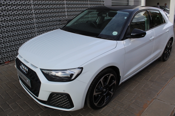AUDI A1 SPORTBACK 1.5 TFSI S  for Sale in South Africa