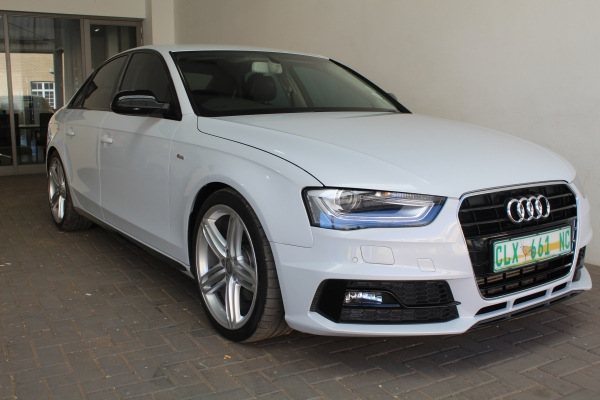 AUDI A4 1.8T SE for Sale in South Africa