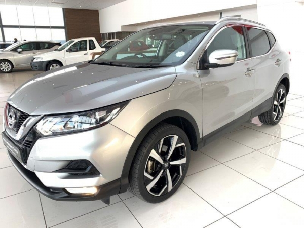 NISSAN QASHQAI 1.5 dCi ACENTA PLUS for Sale in South Africa