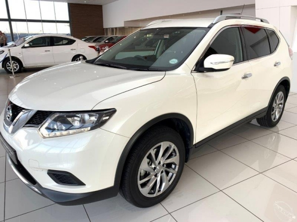 NISSAN X TRAIL 1.6dCi XE for Sale in South Africa