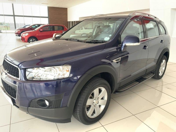 CHEVROLET CAPTIVA 2.4 LT for Sale in South Africa