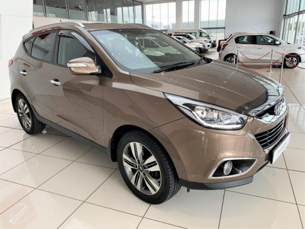 HYUNDAI iX35 2.0 EXECUTIVE for Sale in South Africa