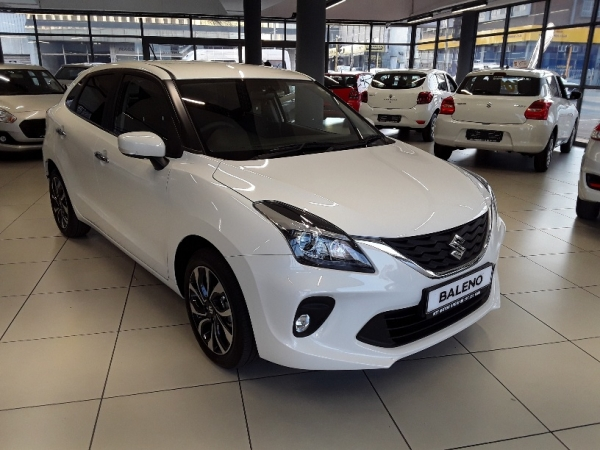 SUZUKI BALENO 1.4 GLX 5DR Used Car For Sale