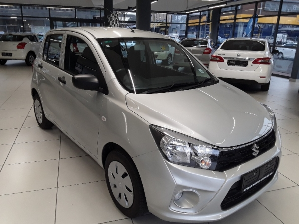 SUZUKI CELERIO 1.0 GA for Sale in South Africa