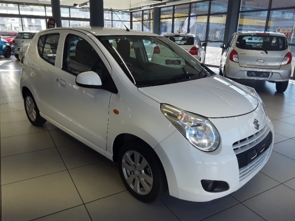 SUZUKI ALTO 1.0 GLS for Sale in South Africa