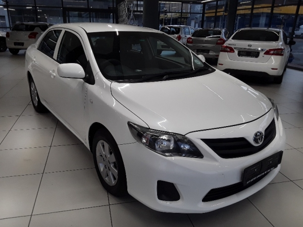 TOYOTA COROLLA QUEST 1.6 PLUS for Sale in South Africa