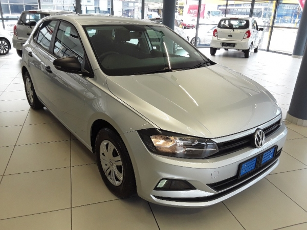VOLKSWAGEN POLO 1.0 TSI TRENDLINE for Sale in South Africa