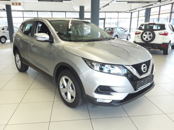 NISSAN QASHQAI 1.2T ACENTA CVT Used Car For Sale