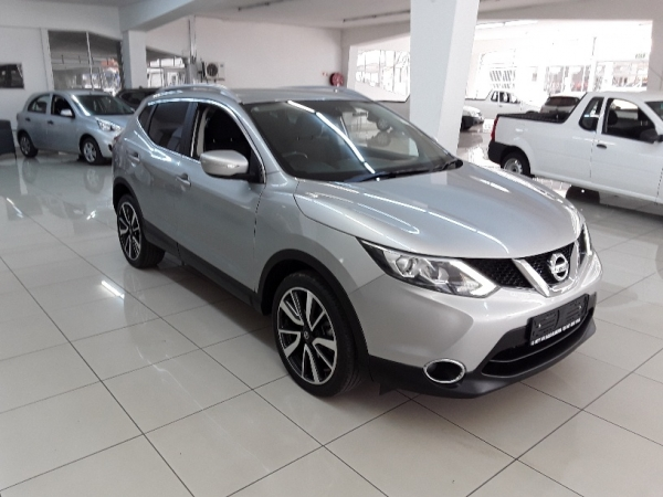 NISSAN QASHQAI 1.6 dCi ACENTA CVT Used Car For Sale