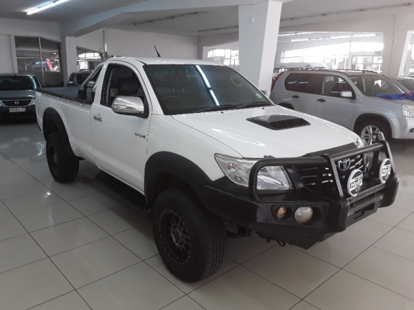 TOYOTA HILUX 3.0 D-4D RAIDER  for Sale in South Africa