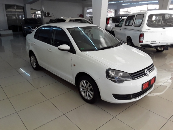 VOLKSWAGEN POLO GP 1.4 TRENDLINE for Sale in South Africa