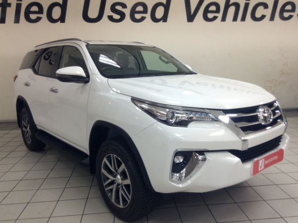 TOYOTA FORTUNER 2.8GD-6 4X4  for Sale in South Africa