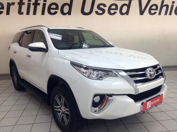 TOYOTA FORTUNER 2.4GD-6 R/B Used Car For Sale