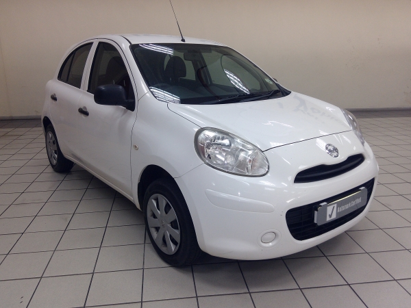 NISSAN MICRA 1.2 VISIA+ AUDIO 5DR for Sale in South Africa