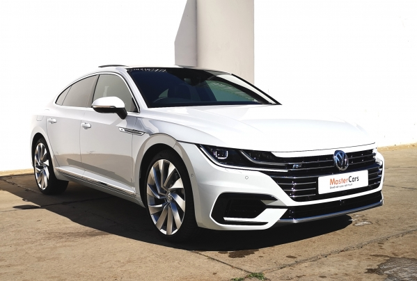 VOLKSWAGEN ARTEON 2.0 TSI R-LINE 4M DSG Used Car For Sale