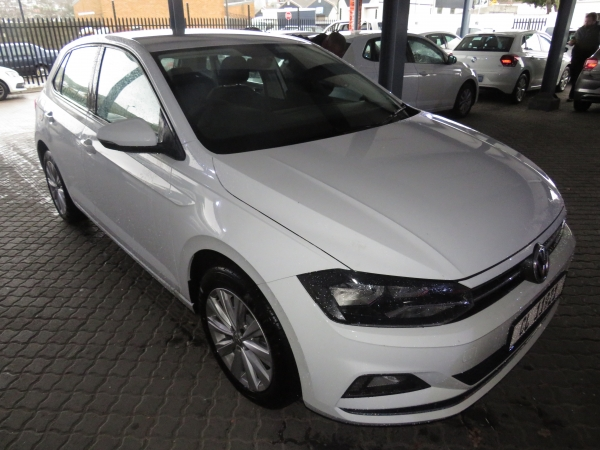 VOLKSWAGEN POLO 1.0 TSI HIGHLINE for Sale in South Africa