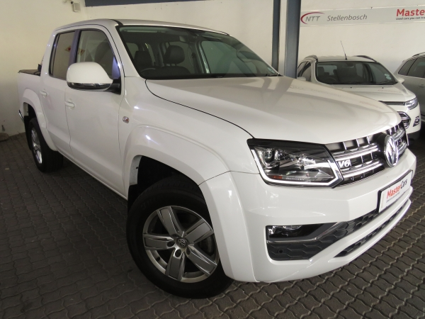 VOLKSWAGEN AMAROK 3.0 TDi H-LINE + 4MOT  for Sale in South Africa