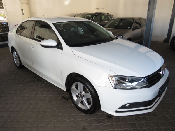 VOLKSWAGEN JETTA GP 1.2 TSi TRENDLINE for Sale in South Africa