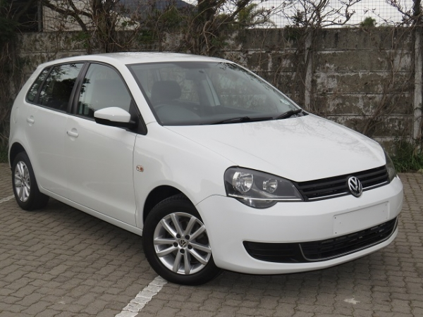 VOLKSWAGEN POLO VIVO GP 1.4 TRENDLINE 5 for Sale in South Africa