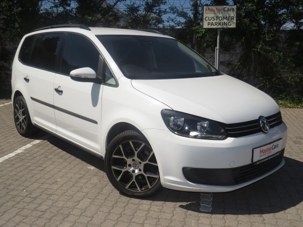 VOLKSWAGEN TOURAN 2.0 TDi TRENDLINE DSG for Sale in South Africa