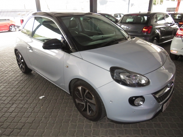 OPEL ADAM 1.0T JAM for Sale in South Africa