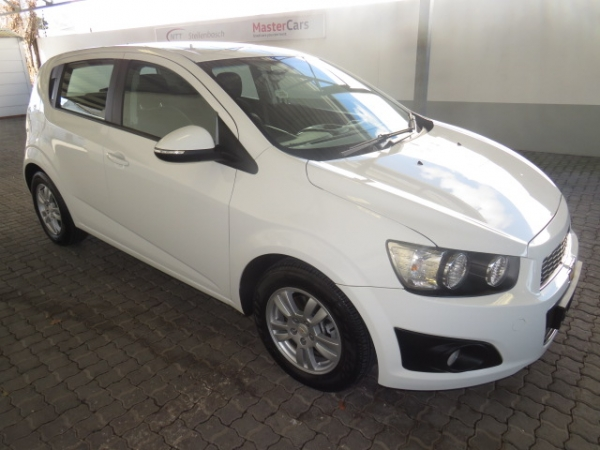 CHEVROLET SONIC 1.6 LS 5DR for Sale in South Africa