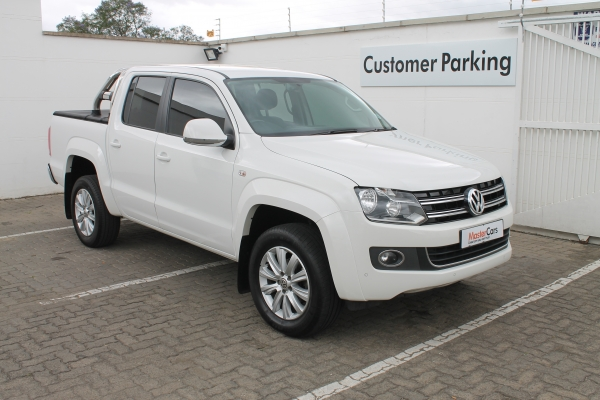 VOLKSWAGEN AMAROK 2.0 BiTDi HIGHLINE 132KW 4MOT A/T D/C P/U Used Car For Sale