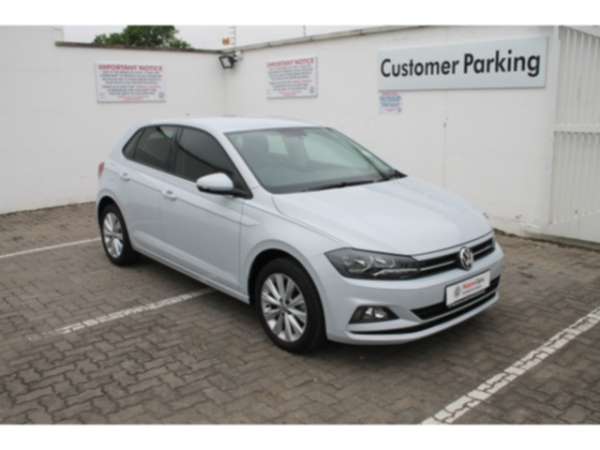 VOLKSWAGEN POLO 1.0 TSI HIGHLINE (85KW) Used Car For Sale