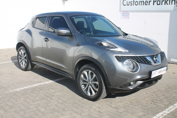 NISSAN JUKE 1.2T ACENTA + for Sale in South Africa
