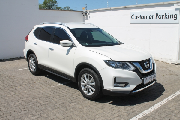 NISSAN X TRAIL 2.5 ACENTA 4X4  for Sale in South Africa