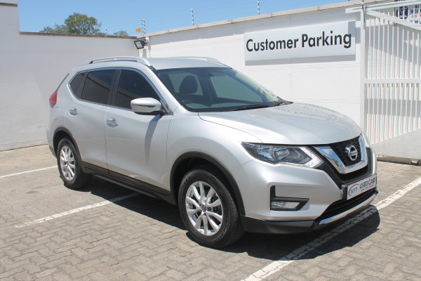 NISSAN X TRAIL 2.5 SE 4X4 CVT (T32) Used Car For Sale