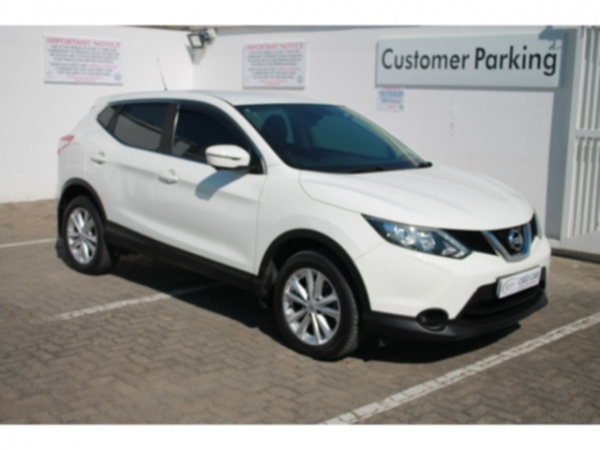 NISSAN QASHQAI 1.5dCi ACENTA TECH Used Car For Sale